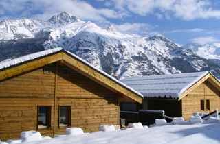 location appartement La Norma Les Chalets