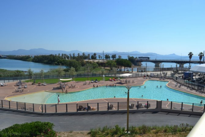 Camping Le Saint Aygulf Plage 4*