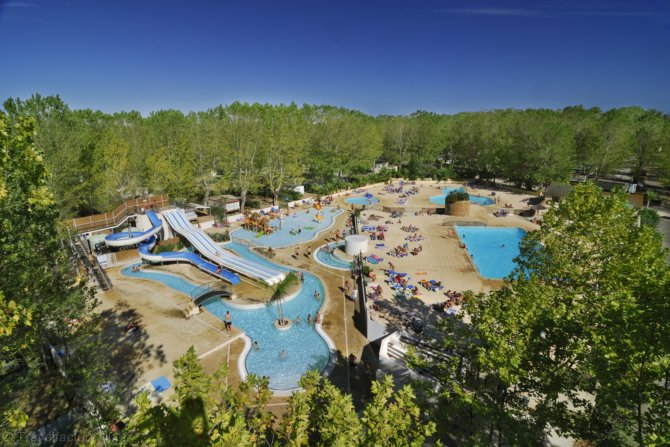 Camping Le Domaine De La Yole Wine Resort 5*