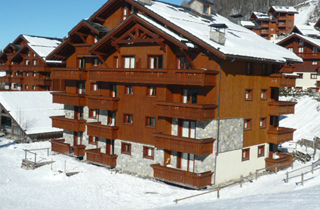 Appartement de particulier - Appartements les Fermes De Méribel Bat C