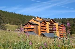 Résidence de Tourisme - Résidence Les Balcons de Sirius****