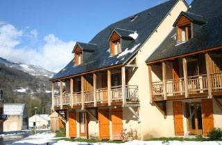 Residence vacances luz saint sauveur r sidence de - Office de tourisme de luz saint sauveur ...