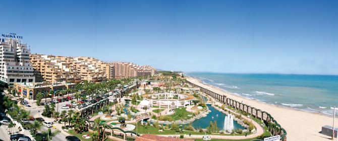 location appart 39 hotel marina d 39 or location vacances oropesa de mar. Black Bedroom Furniture Sets. Home Design Ideas