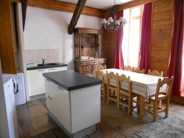 Appartement SBTOU à Briançon