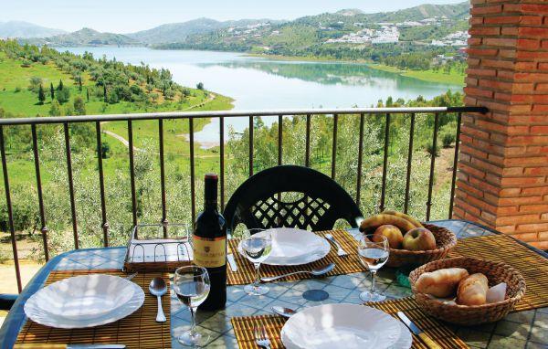 Vacances : Viñuela EAN258