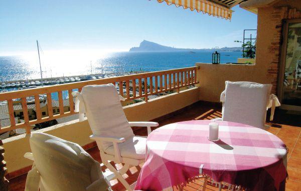 Vacances : Residencial Trinquete