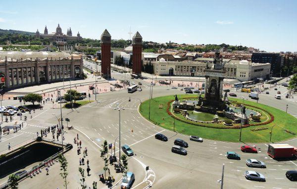 Vacances : Barcelona EBN011