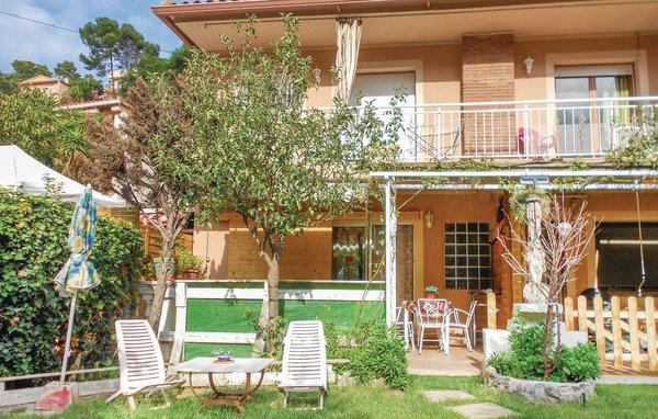 Vacances : Santa Susanna EBN556