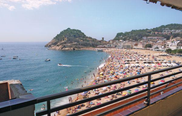 Vacances : Tossa de Mar ECB340