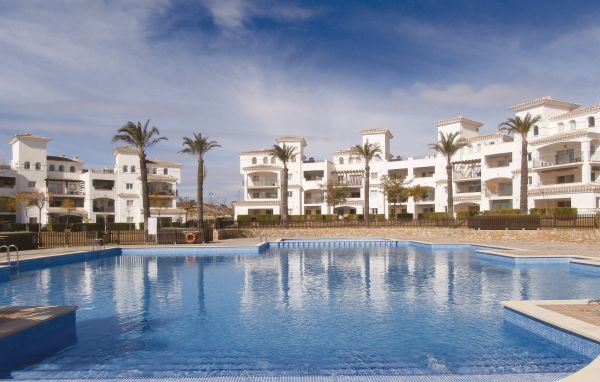 Vacances : Hacienda Riquelme Golf Resort ECC359