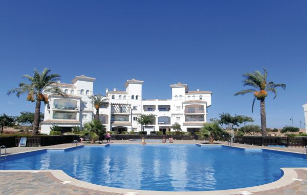 Vacances : Hacienda Riquelme Golf Resort ECC408