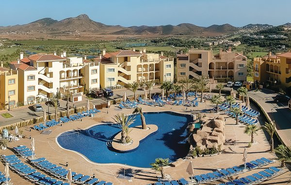 La Manga Club Resort ECC809