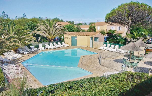 Vacances : Marseillan Plage FLH120