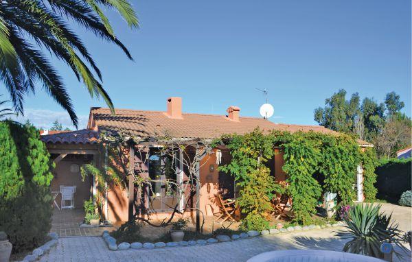 Vacances : Saint Cyprien Plage FLP033