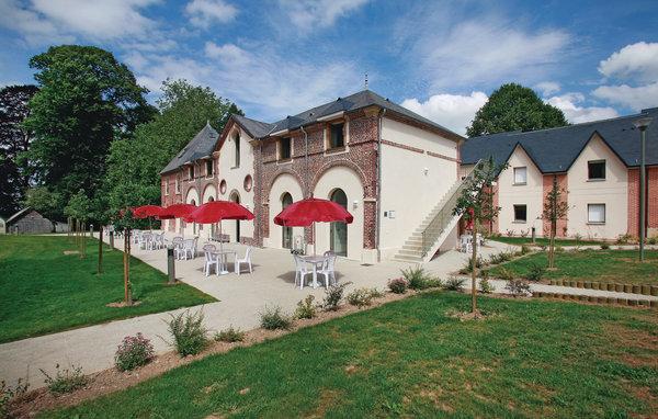 Vacances : Rés Le Château de Pretreville