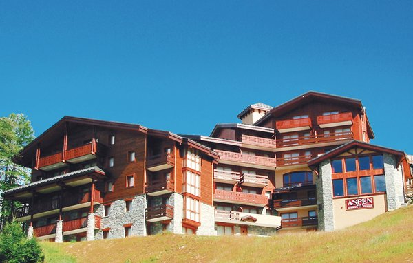 Appartement de particulier - La Plagne FRS011