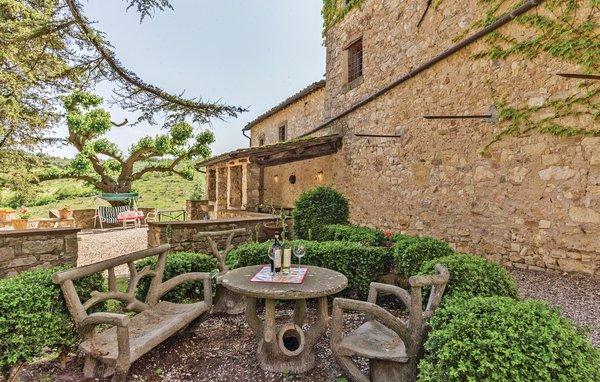 Vacances : Gaiole in Chianti ITC147