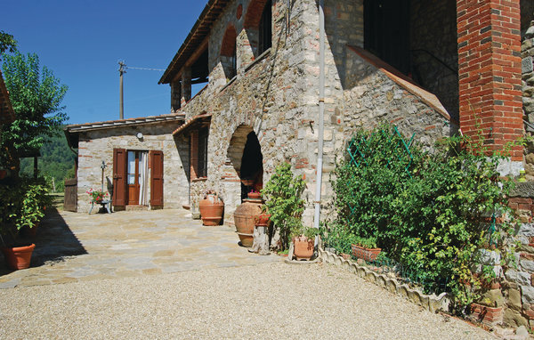 Vacances : Gaiole in Chianti ITC266
