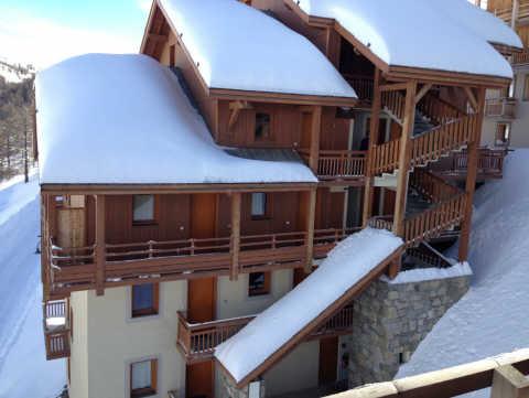Appartement de particulier - Hameau des rennes 58245