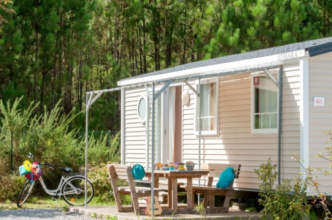 Location Camping Bois Soleil 4, Location vacances Olonne Sur Mer ~ Camping Bois Soleil Olonne Sur Mer