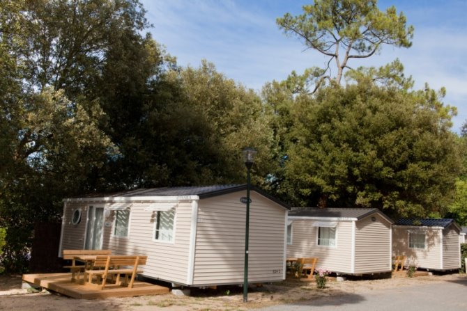 Location Camping Le Bois dAmour 3, Location vacances La  ~ Camping Bois D Amour La Baule