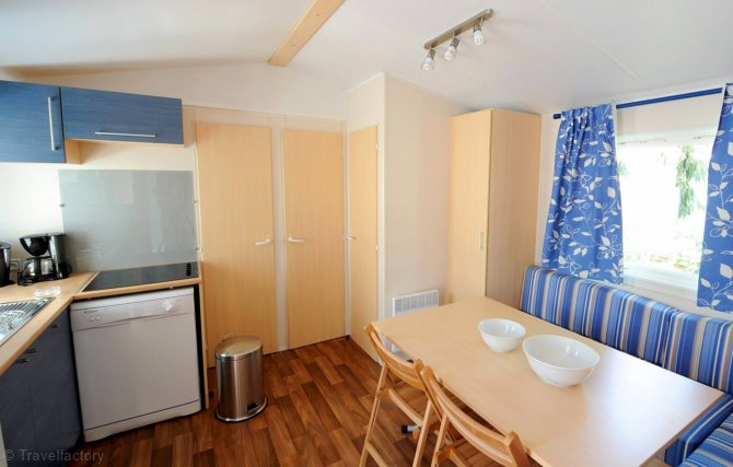 Mobil home 1 Chambre 2/3 personnes
