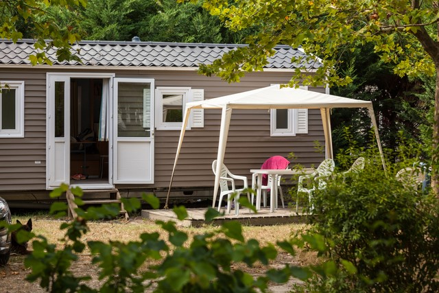Mobil Home 2Ch 4/6pers Bungalow Clim (4ad&2enf)