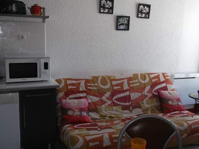 Appartement Rond-Point-Pistes I 38A.CdG