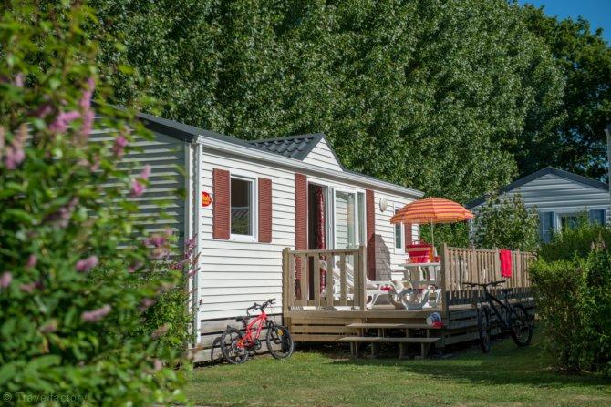 Camping Yelloh Village Le P Tit Bois 5 à Saint Jouan Des Guérets