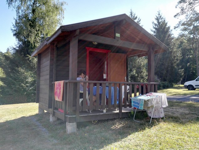 Camping du Lac 3*