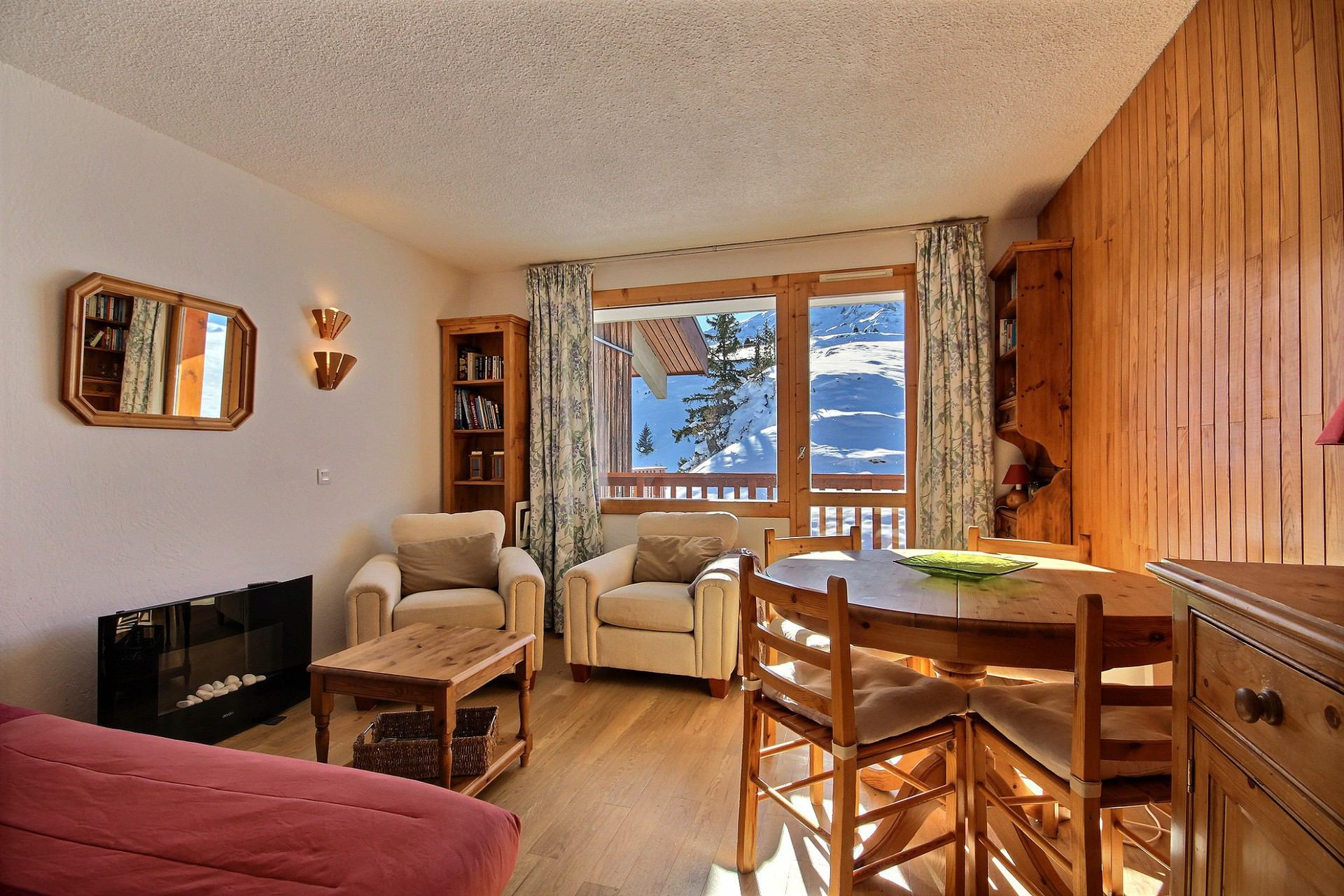 Appartements Le Squaw Valley