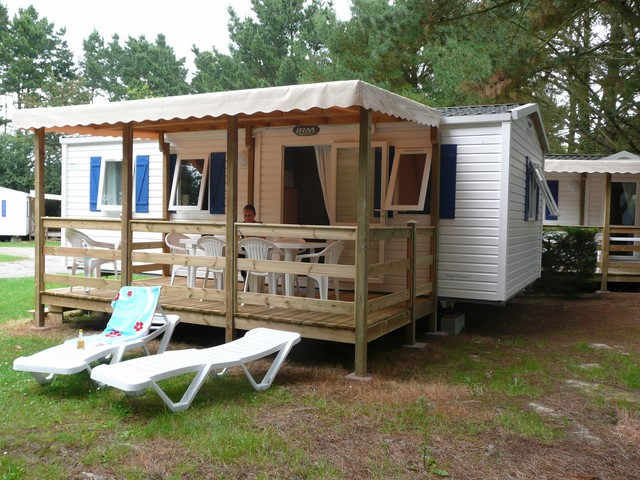 Mobil Home 3 Chambres 6/7 personnes (TF).