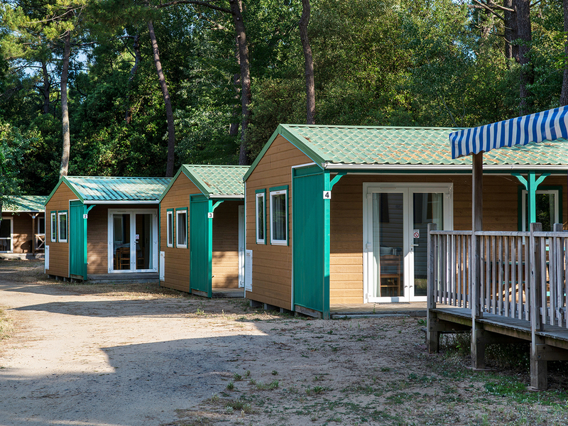 Camping Le Chenal 3*