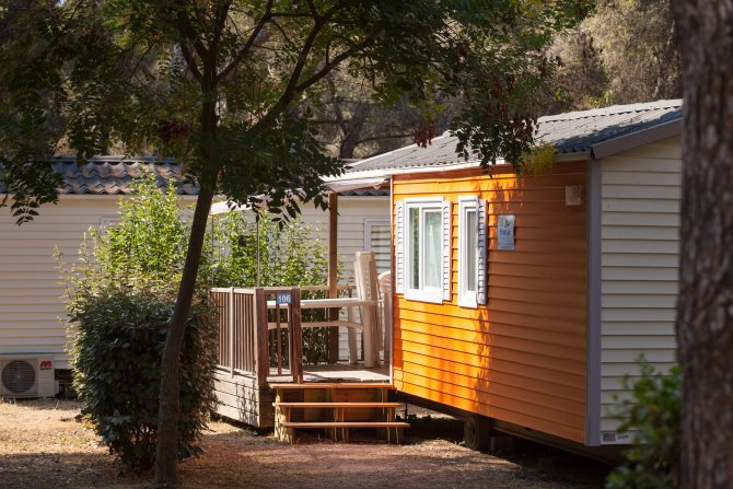 Mobil Home 2 Chambres 4/6 personnes Cottage
