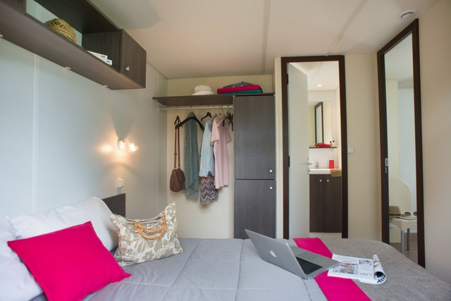 Mobil Home 2Ch 4/6pers Elégance (4ad&2enf -12ans)
