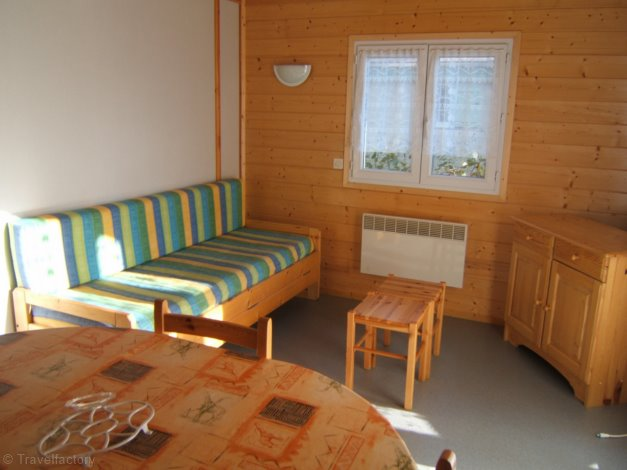 Chalet 2 Chambres 6 personnes