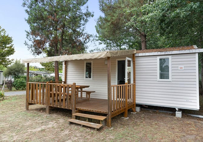 Camping Parc des Roches 3*