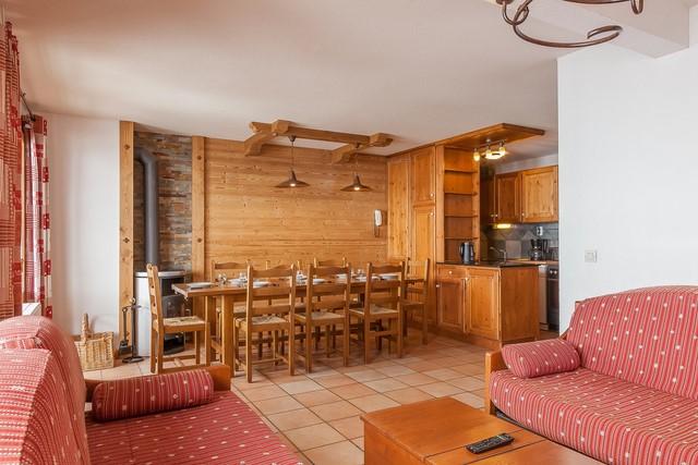 Location Residence Les Balcons De Val Thorens Spa 4 Location