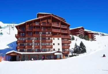 Appartement Les Valmonts A