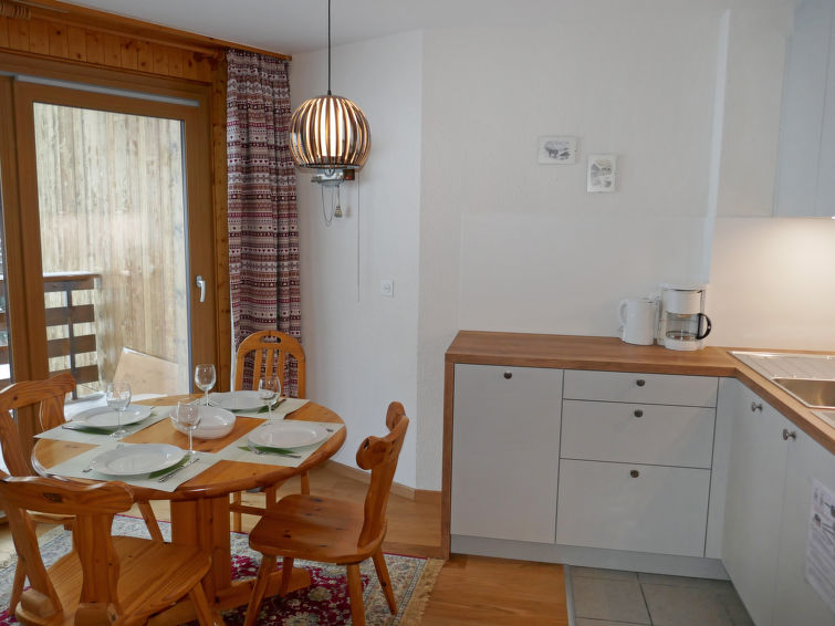 Appartement Mont Fort 16