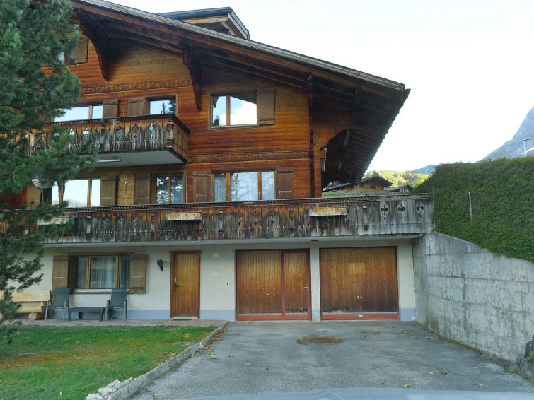 Appartement Chalet Chiebrendli