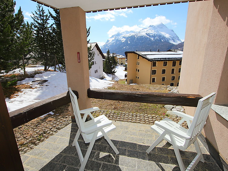 Appartement Residenza Chesa Margun
