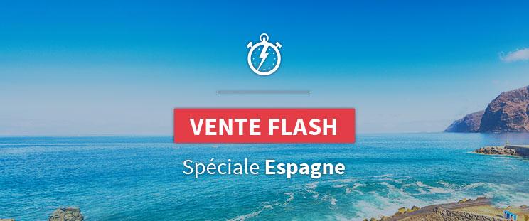Vente Flash Espagne