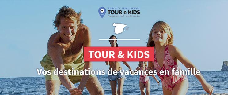 Découvrez Tour&Kids sous le soleil d