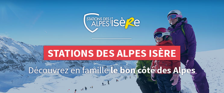 Découvrez les stations des Alpes d