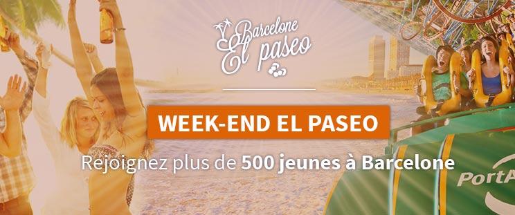 Week-end El Paseo