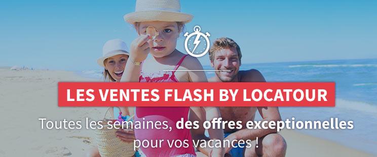 Les Ventes Flash by Locatour