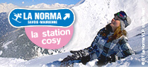 La Norma : station de ski cosy