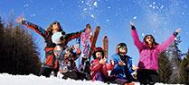 Fêtez Noël au ski