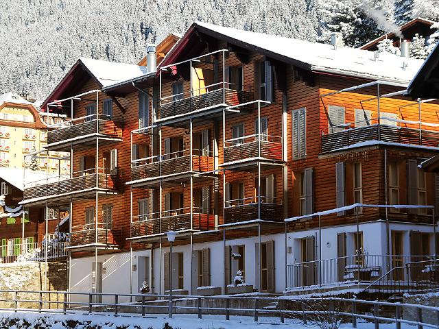 Apartment Breithorn-Residence CH3823.11.2